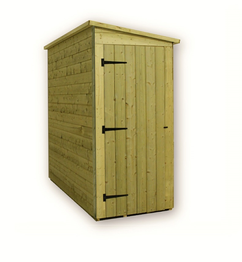 Empire 2200 Pent Garden Shed
