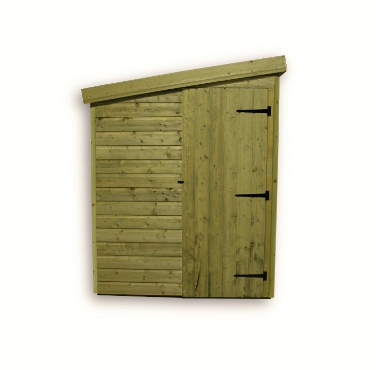 pent shed pressure treated pressure treated pent shed