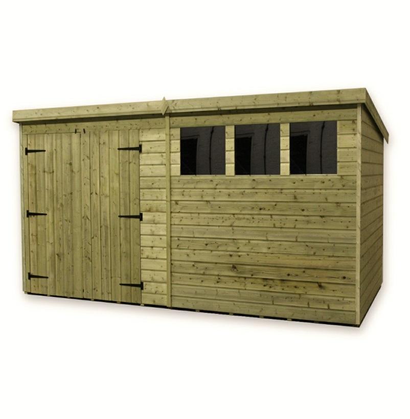 empire 4500 pent garden shed garden sheds 10 x 3