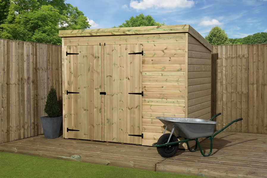 Empire Pent Garden Shed
