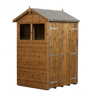 Empire Modular Pressure Treated Apex Garden Shed 10x6